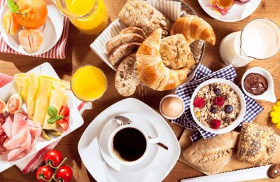 Brunch Καθημερινά @ THE VIEW Roof Garden (11.00-14.00)