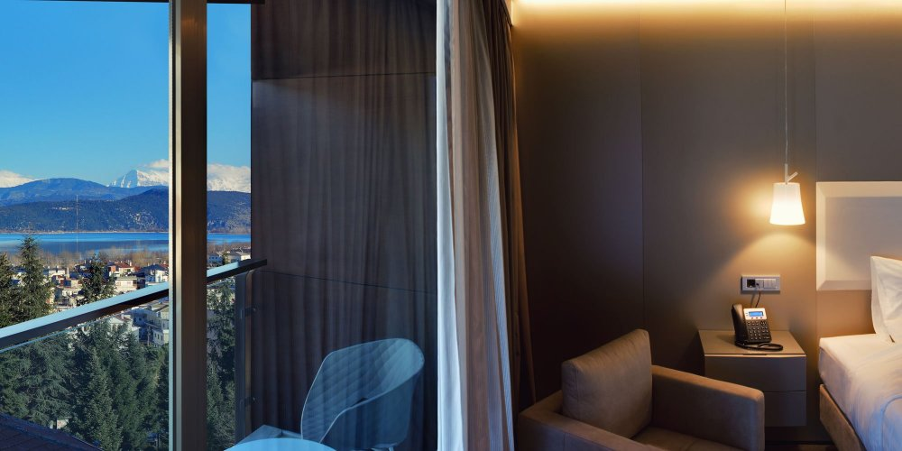 Superior Room with Lake Pamvotis view